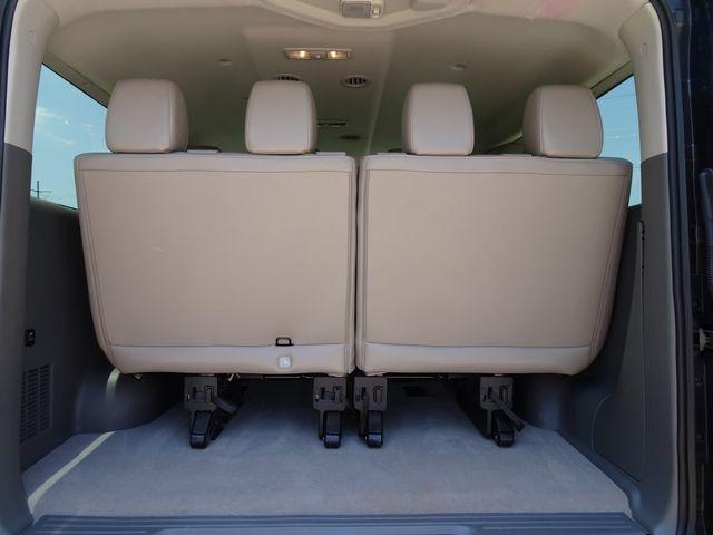 2017 Nissan NV Passenger SL LIFT/CUSTOM WHEELS AND TIRES in McKinney, Texas 75070