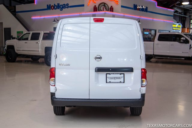2017 Nissan NV200 Compact Cargo S in Addison, Texas 75001