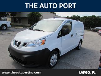 2017 Nissan NV200 Compact Cargo S in Largo, Florida 33773