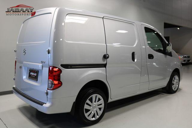 2017 Nissan NV200 Compact Cargo SV Merrillville, Indiana 4