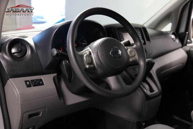 2017 Nissan NV200 Compact Cargo SV Merrillville, Indiana 9