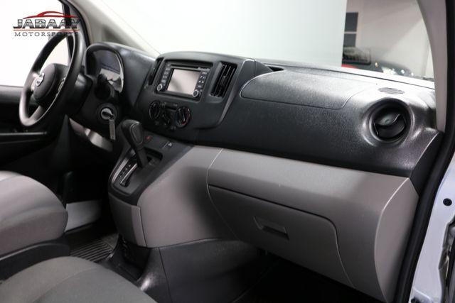 2017 Nissan NV200 Compact Cargo SV Merrillville, Indiana 14