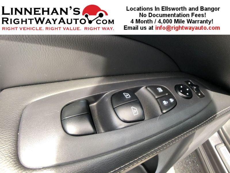 2017 Nissan Pathfinder SL  in Bangor, ME