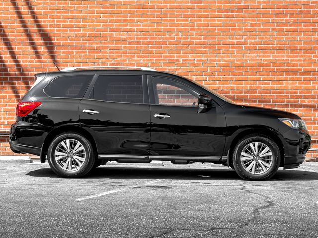2017 Nissan Pathfinder S Burbank, CA 3