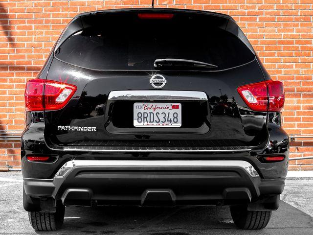 2017 Nissan Pathfinder S Burbank, CA 5