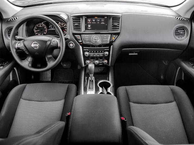 2017 Nissan Pathfinder S Burbank, CA 8