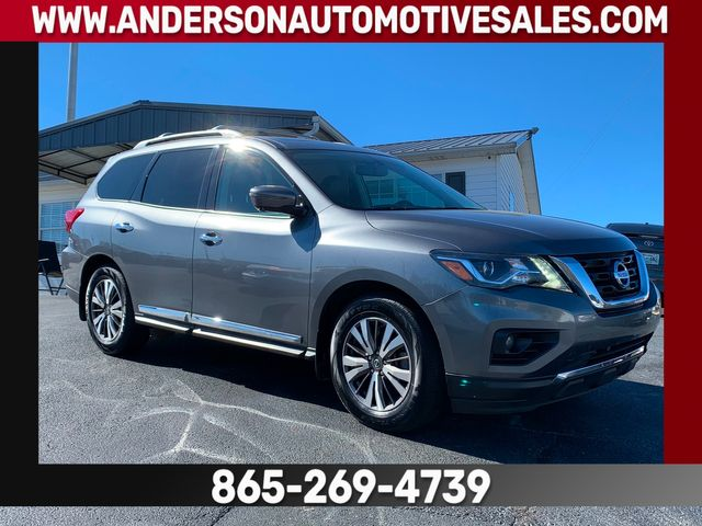 2017 Nissan Pathfinder SL in Clinton, TN 37716