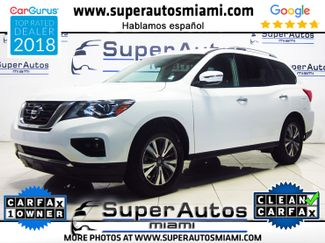 2017 Nissan Pathfinder SV with 3rd Row Seats in Doral FL, 33166