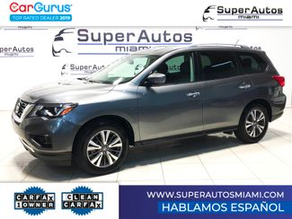 2017 Nissan Pathfinder SV with 3rd Row Seats in Doral, FL 33166