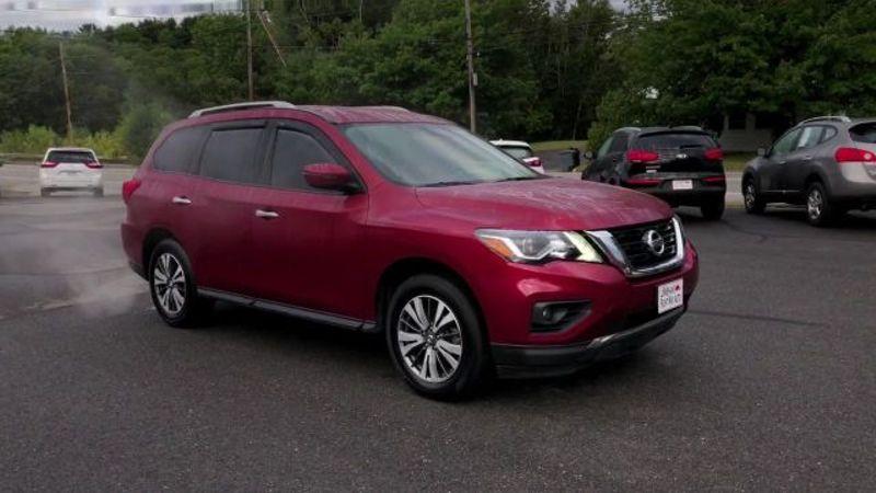 2017 Nissan Pathfinder SV  in Bangor, ME