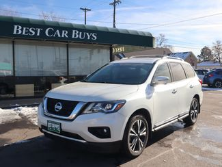 2017 Nissan Pathfinder Platinum in Englewood, CO 80113