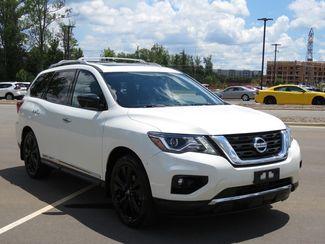 2017 Nissan Pathfinder Platinum in Kernersville, NC 27284