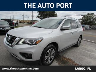 2017 Nissan Pathfinder SL 4WD in Largo, Florida 33773