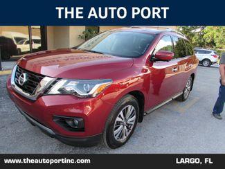2017 Nissan Pathfinder SL W/NAVI in Largo, Florida 33773