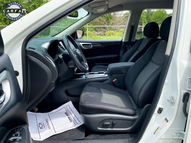 2017 Nissan Pathfinder SV Madison, NC 22