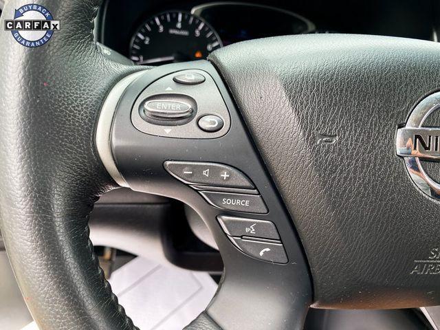 2017 Nissan Pathfinder SV Madison, NC 27