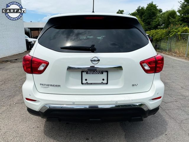 2017 Nissan Pathfinder SV Madison, NC 2