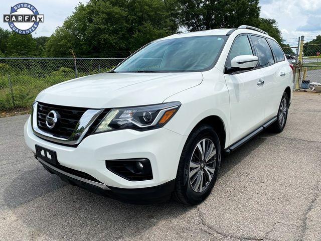 2017 Nissan Pathfinder SV Madison, NC 5
