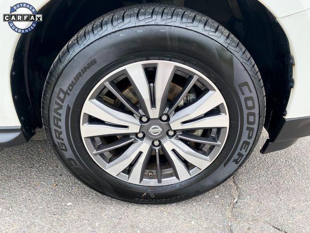 2017 Nissan Pathfinder SV Madison, NC 8