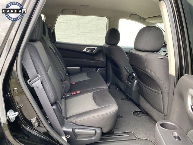 2017 Nissan Pathfinder SV Madison, NC 10