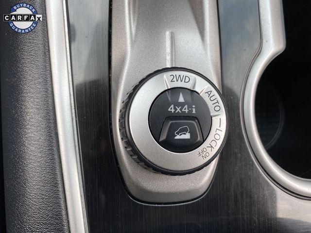 2017 Nissan Pathfinder SV Madison, NC 35