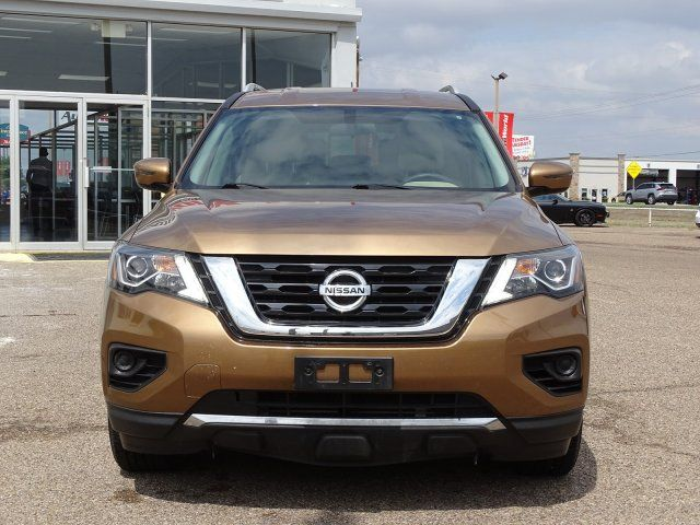 2017 Nissan Pathfinder S in Marble Falls, TX 78654