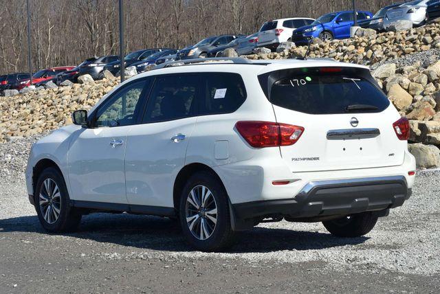 2017 Nissan Pathfinder S Naugatuck, Connecticut 2