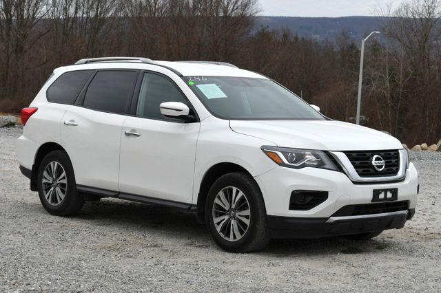 2017 Nissan Pathfinder S Naugatuck, Connecticut 6