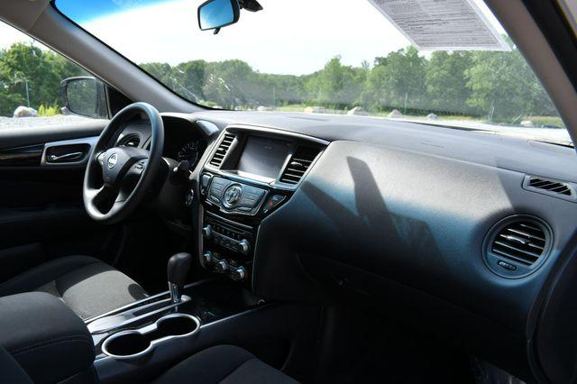 2017 Nissan Pathfinder S Naugatuck, Connecticut 11