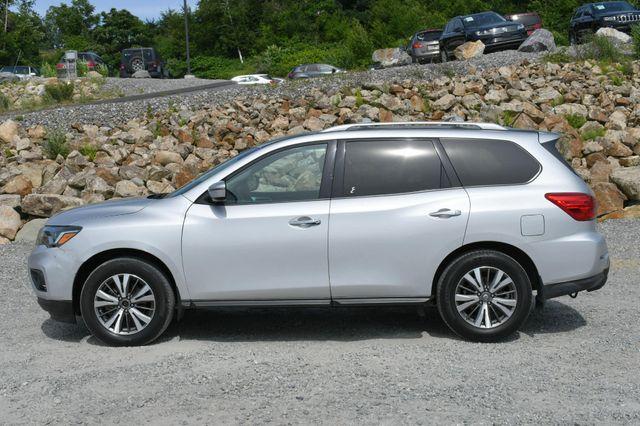 2017 Nissan Pathfinder S Naugatuck, Connecticut 3