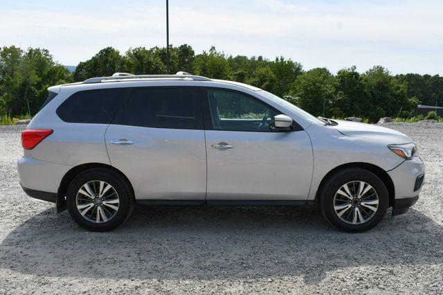 2017 Nissan Pathfinder S Naugatuck, Connecticut 7