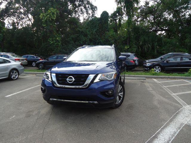 2017 Nissan Pathfinder SV SEFFNER, Florida