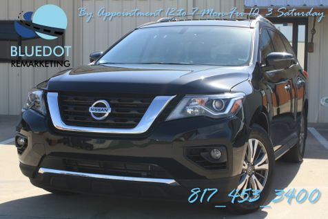 2017 Nissan Pathfinder SL | TECH-NAV-BLIND SPOT- SURROUND CAM-NAVIGATION-WARRANTY in Mansfield, TX