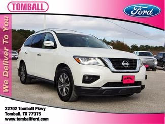 2017 Nissan Pathfinder SL in Tomball, TX 77375