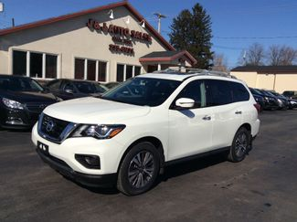 2017 Nissan Pathfinder S in Troy, NY 12182