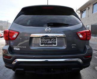 2017 Nissan Pathfinder SL Waterbury, Connecticut 5