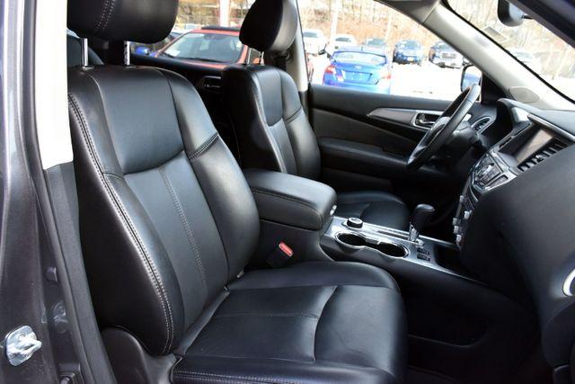 2017 Nissan Pathfinder SL Waterbury, Connecticut 2