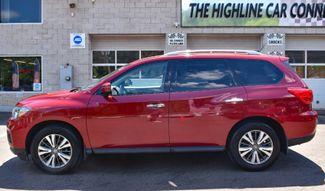 2017 Nissan Pathfinder S Waterbury, Connecticut 2