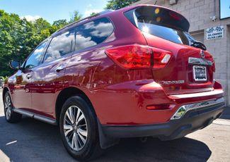 2017 Nissan Pathfinder S Waterbury, Connecticut 3