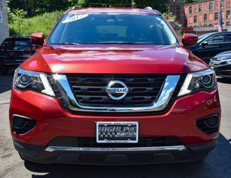 2017 Nissan Pathfinder S Waterbury, Connecticut 8
