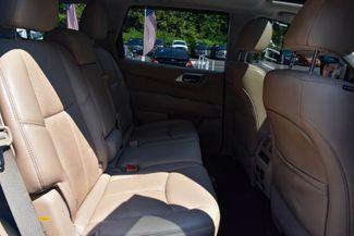 2017 Nissan Pathfinder Platinum Waterbury, Connecticut 22