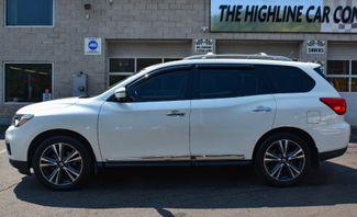 2017 Nissan Pathfinder Platinum Waterbury, Connecticut 3