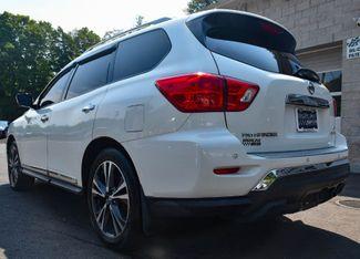 2017 Nissan Pathfinder Platinum Waterbury, Connecticut 4