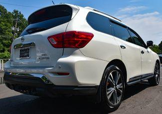 2017 Nissan Pathfinder Platinum Waterbury, Connecticut 6