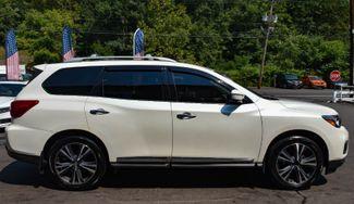 2017 Nissan Pathfinder Platinum Waterbury, Connecticut 7