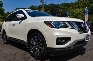 2017 Nissan Pathfinder Platinum Waterbury, Connecticut 8
