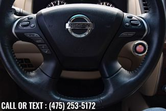 2017 Nissan Pathfinder Platinum Waterbury, Connecticut 34