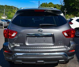 2017 Nissan Pathfinder SL Waterbury, Connecticut 4