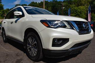 2017 Nissan Pathfinder SL Waterbury, Connecticut 6