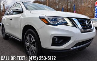 2017 Nissan Pathfinder SL Waterbury, Connecticut 7